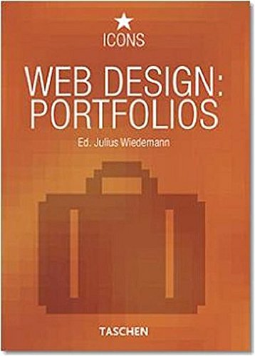 Web Design: Best Portfolios (Icons) (English, French and German Edition)