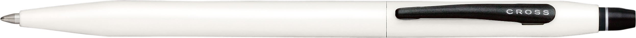 Cross Click Gel Ink Pen, Pearlescent White (AT0625-3)