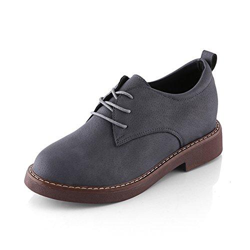 aumentados en los zapatos de moda/Europea encaje zapatos casual/escoge los zapatos B