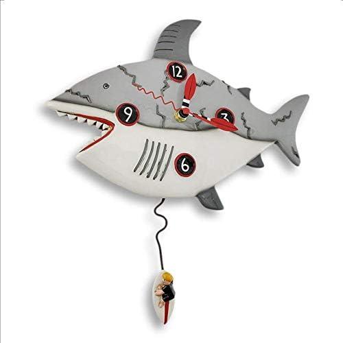 Allen Designs Surf at Risk Pendulum Clock