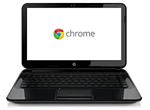 HP Pavilion Chromebook 14-c010us 14-Inch Laptop (Black)