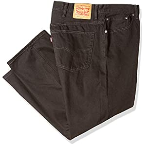 Levi's Men's 505 Big & Tall Regular Fit Jean