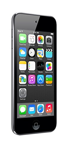 Apple iPod touch 32GB (5th Generation) - Space Gray (Renewed) (Apple Ipod Touch 5th Gen 32gb Space Grey)