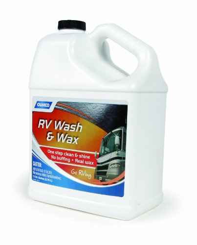 Camco 40497 Wash & Wax - 1 gallon