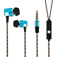 Take Badasheng In Ear Headphones, Earbuds, Earphones HS-923 With Mic ,Aluminum Casing Provide Stereo Audio Sound With... offer