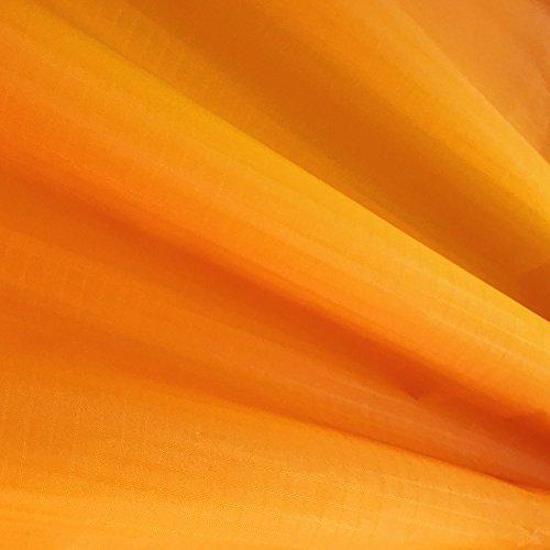EMMAKITES Orange Ripstop Nylon Fabric 60