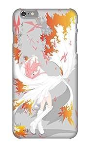 Freshmilk Anti-scratch And Shatterproof Anime Air Gear Phone Case For Iphone 6 Plus/ High Quality Tpu Case