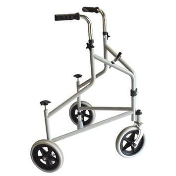 Days - Andador de 3 ruedas para adultos (frenos a presión ...