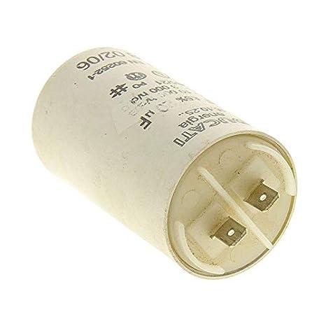 Condensador 20 µF para cortacésped Wolf Nat, natf y natf2 ...