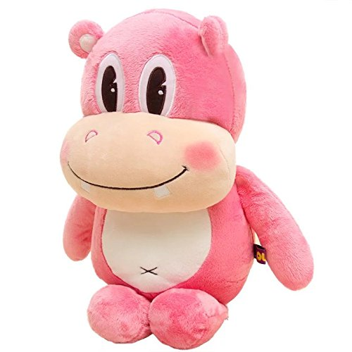 Creative&Cute Hippo Pillow Stuffed Animals Plush Toy Doll Lovely Sleep Pillow,Perfect for Baby Kids Birthday Gift Christmas Gift 20