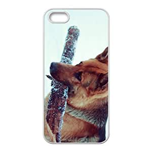 German Shepherd Hight Quality Plastic Case for Iphone 5s