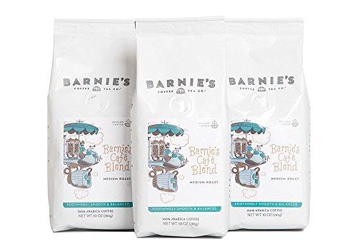 Cafe Kitchen - Barnie's Coffee & Tea, Kitchen Café Blend Bundle, 30 Ounce