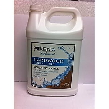 Amazon Com Resista Professional Hardwood Floor Cleaner