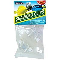 Ocean Nutrition (Salt Creek) AON25102 2-Pack Alimentando frenesí Clip de algas para peces