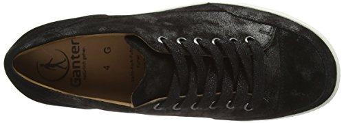 Mujer Giulietta Schwarz Weite Derby para 0100 Cordones Negro Zapatos G Schwarz de Ganter 8qdRw8