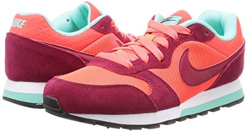 749869 bright Red Zapatillas 600 Red noble Rojo De Nike Deporte Para Noble Crimson Mujer dwp7gxng