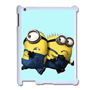 Print With Despicable Me Minions For New Ipad Or Ipad 2 3 4 Protection Back Phone Cover For Teen Girls Choose Design 3