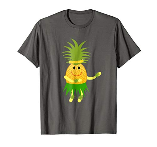 Aloha Luau Pineapple Shirt- Funny Hawaiian Shirt