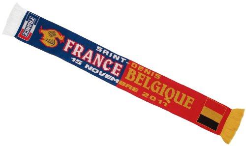 da calcio De 15 Francia France 2011 Stade Belgio Sciarpa novembre fUTqWnpqA