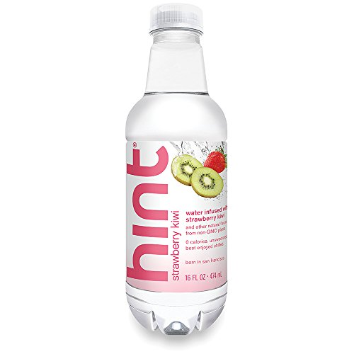 Hint Water Strawberry Ounce Bottle product image