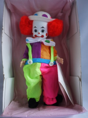 (Madame Alexander CLOWN - Part of Americana Collection (1991) )