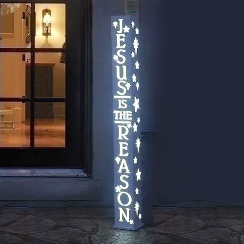 Jesus Is The Reason Outdoor Lights in US - 5