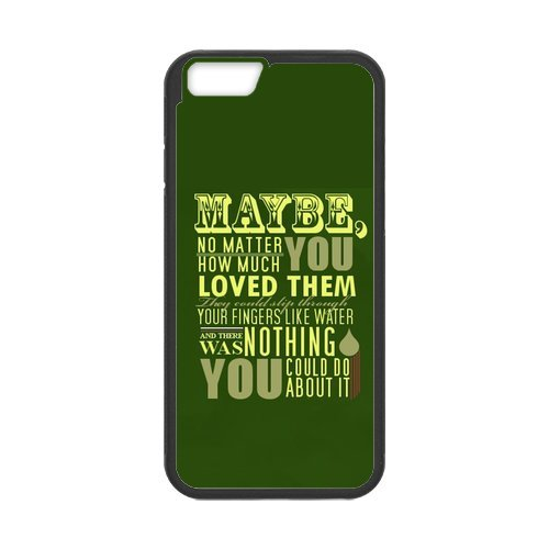 "Fayruz - iPhone 6 Rubber Cases, The Mortal Instruments Hard Phone Cover for iPhone 6 4.7"" F-i5G129"
