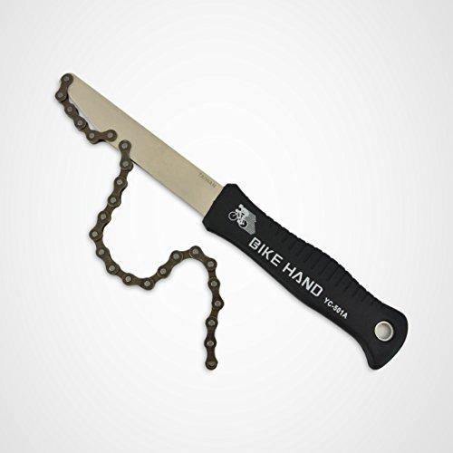 Bikehand Freewheel Turner Chain Whip Tool Black