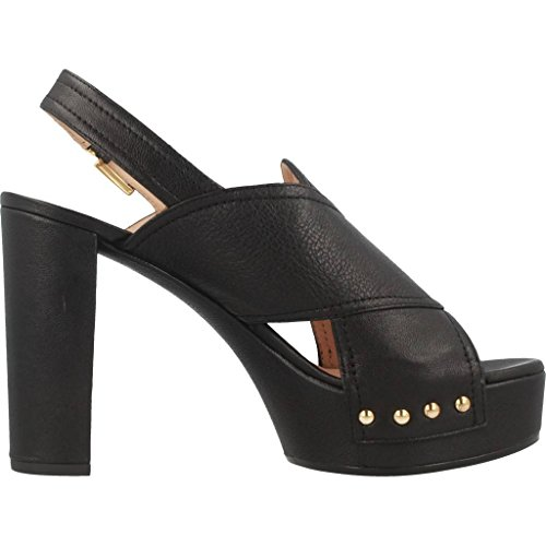 Unisa Sandals and Slippers for Women, Colour Black, Brand, Model Sandals and Slippers for Women VANORA IV Black Black