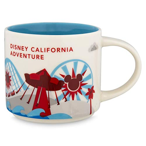 (Starbucks Disneyland California Adventure Park)