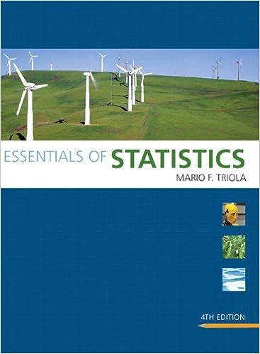 9780321761712: essentials of statistics with mml/msl student.