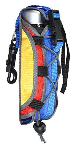 rainkist-unisex-compact-backpack-umbrella-blue