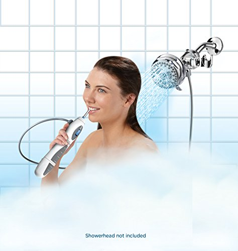 waterpik showerpik water flosser wp 480 waterpik beautil. Black Bedroom Furniture Sets. Home Design Ideas