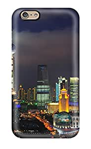 Laura Chris's Shop Hot Scratch-free Phone Case For Iphone 6- Retail Packaging - Shanghai Nights China