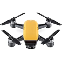 DJI Spark Mini Drone - Sunrise Yellow (CP.PT.000732)