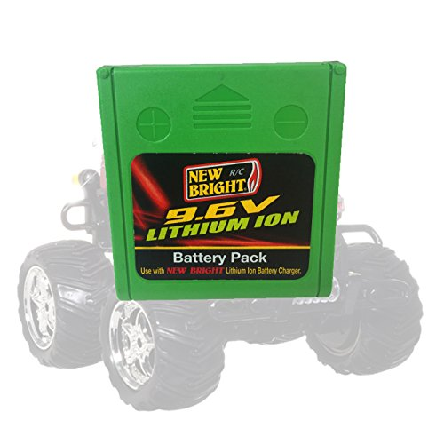 New Bright Better To Have It Spare Since Rare 9.6V Rechargeable Battery Pack RC And Your Bonus Copyrighted Ebook ()