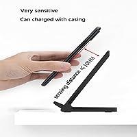 Amazon.com: HEYZO iPhone X Wireless Charger, Fast Wireless ...