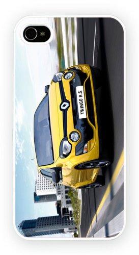 Renault Twingo RS, iPhone 5C, Etui de téléphone mobile - encre brillant impression