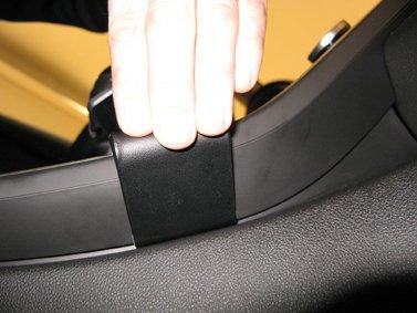 Brodit ProClip 855290//Étrier Black