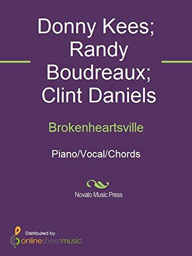 Brokenheartsville Kindle Edition By Clint Daniels Donny Kees Joe
