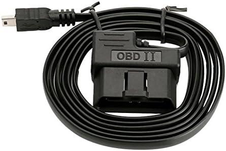 USBケーブル 接続延長ケーブル OBD2USBケーブル HUDヘッドアップディスプレイ 自動車 交換用アクセサリー