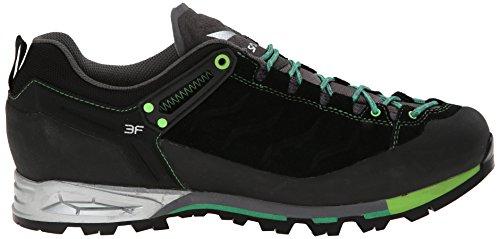 SALEWA MS MTN TRAINER GTX - botas de senderismo de material sintético hombre Negro / Verde   (Black / Assenzio 0944)