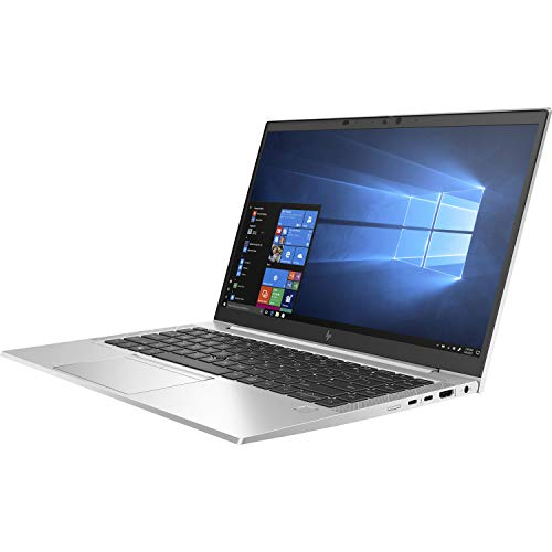 "HP EliteBook 840 Home and Business Laptop (Intel Core i5 4-Core, 16GB RAM, 1TB PCIe SSD, Intel UHD 620, 14.0"" Full HD (1920x1080), Fingerprint, WiFi, Bluetooth, Webcam, Win 10 Pro) with Hub"