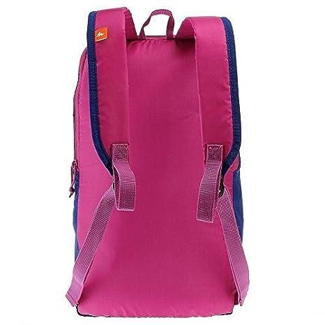 Quechua Arpenaz senderismo bag-10 L (pequeño tamaño bolsa de ...