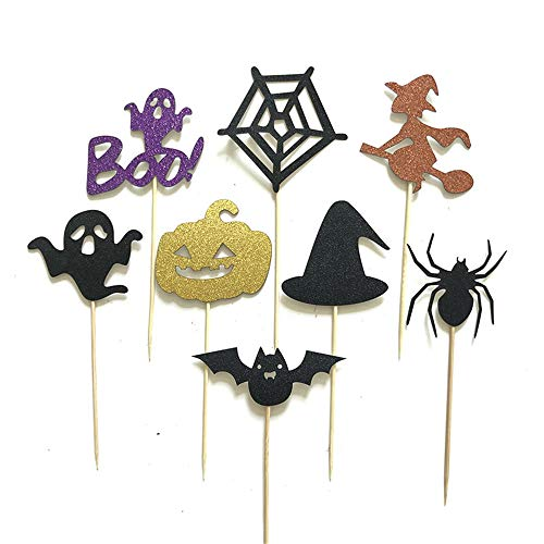 Euone  Cake Decoration Clearance , Halloween Cupcake