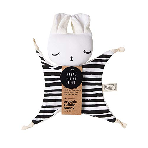Wee Gallery, Cuddle Bunny, Organic Cotton - Stripes ()