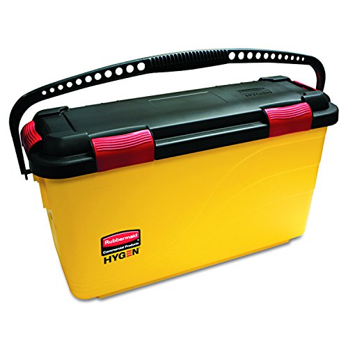 Microfiber Janitor Cart (Hygen Q950-88 25.1