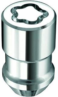 McGard 24157SU Standard - Tuercas antirrobo para rueda (base cónica, M12 x 1,