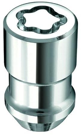 McGard 24157SU Standard - Tuercas antirrobo para rueda (base cónica, M12 x 1,5, largo 32,5 mm, SW19): Amazon.es: Coche y moto