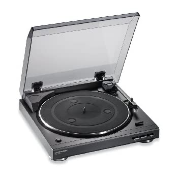 Audio Technica AT-LP2D-USB Fully Automatic Stereo Turntable with USB Output, Includes Recording Software and Dual Magnet Cartridge (Discontinued by Manufacturer)